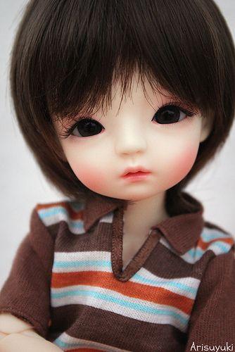 Close-up Eiri | by Arisuyuki