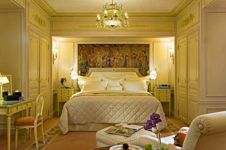 The Ritz Paris, I could so sleep here, :)