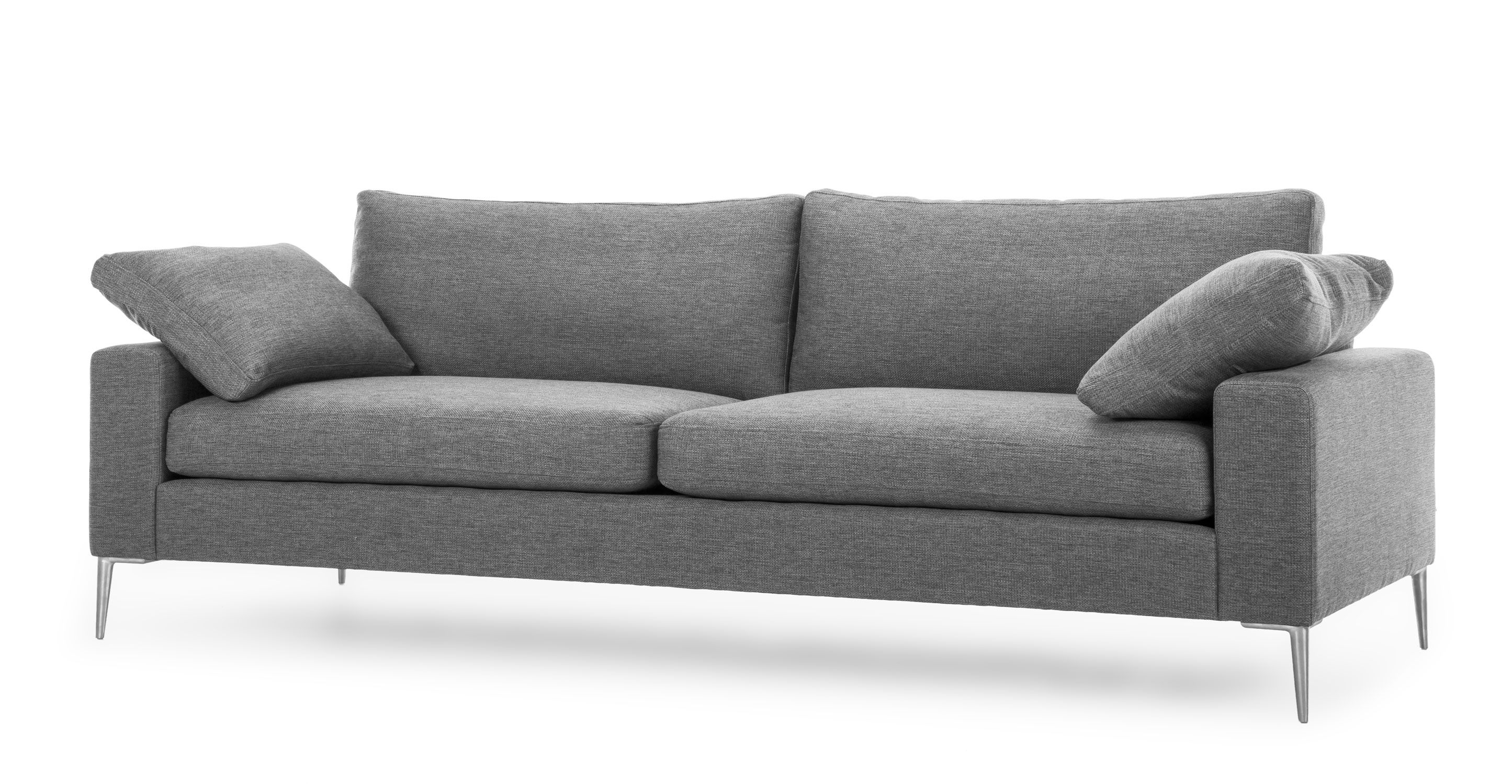 Exceptionnel Nova Gravel Gray Sofa   Sofas   Article | Modern, Mid Century And  Scandinavian
