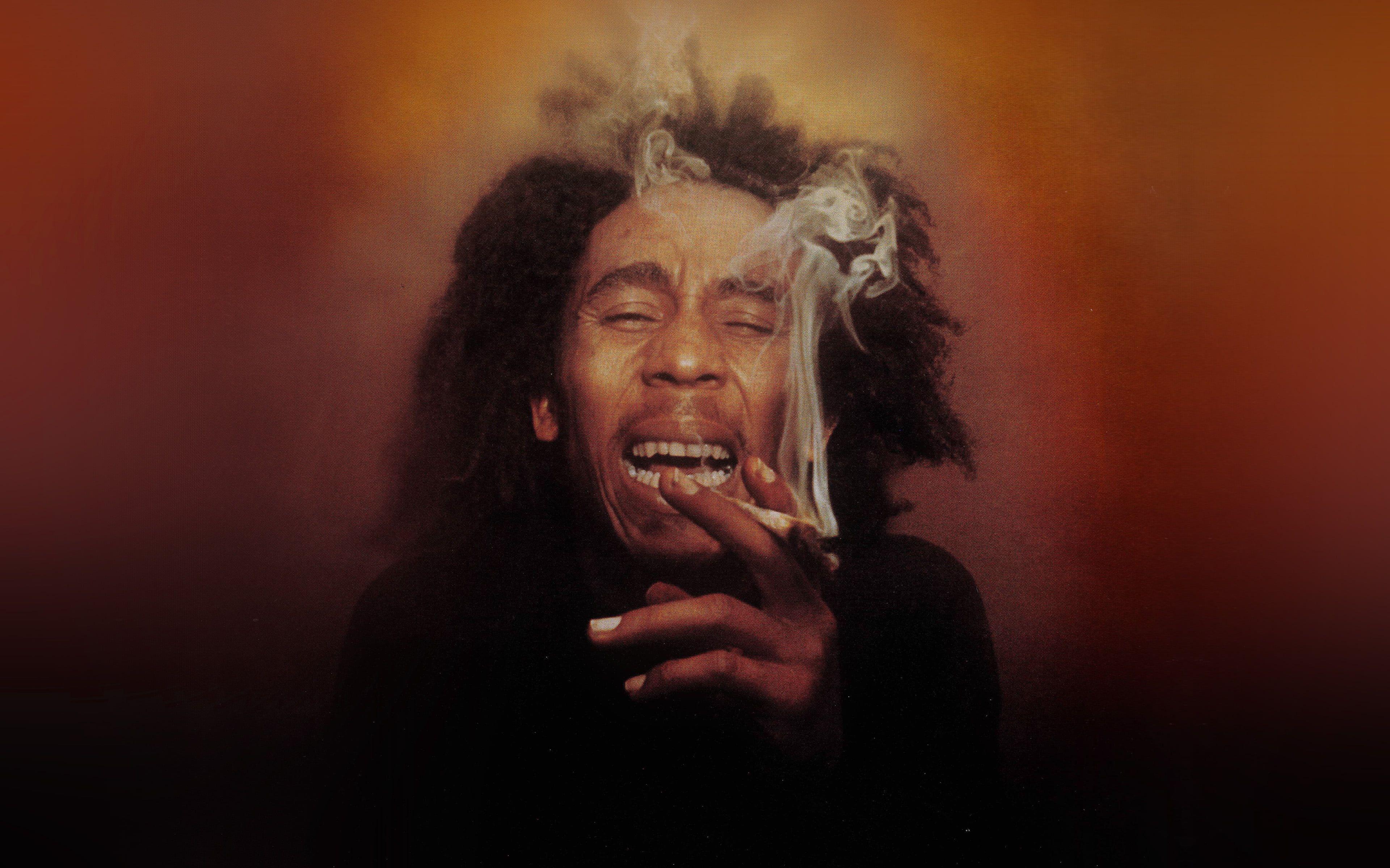 Bob Marley Song Smoke Music 4k Wallpaper Hdwallpaper Desktop Bob Marley Songs Bob Marley Bob Marley Poster