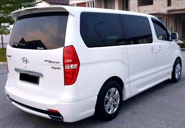 Kajang Selangor For Sale Hyundai Grand Starex Royale 2 5 At Diesel Mpv Sambung Bayar Car Continue Loan 1800 Malaysia Car Cars For Sale Hyundai Hyundai Models