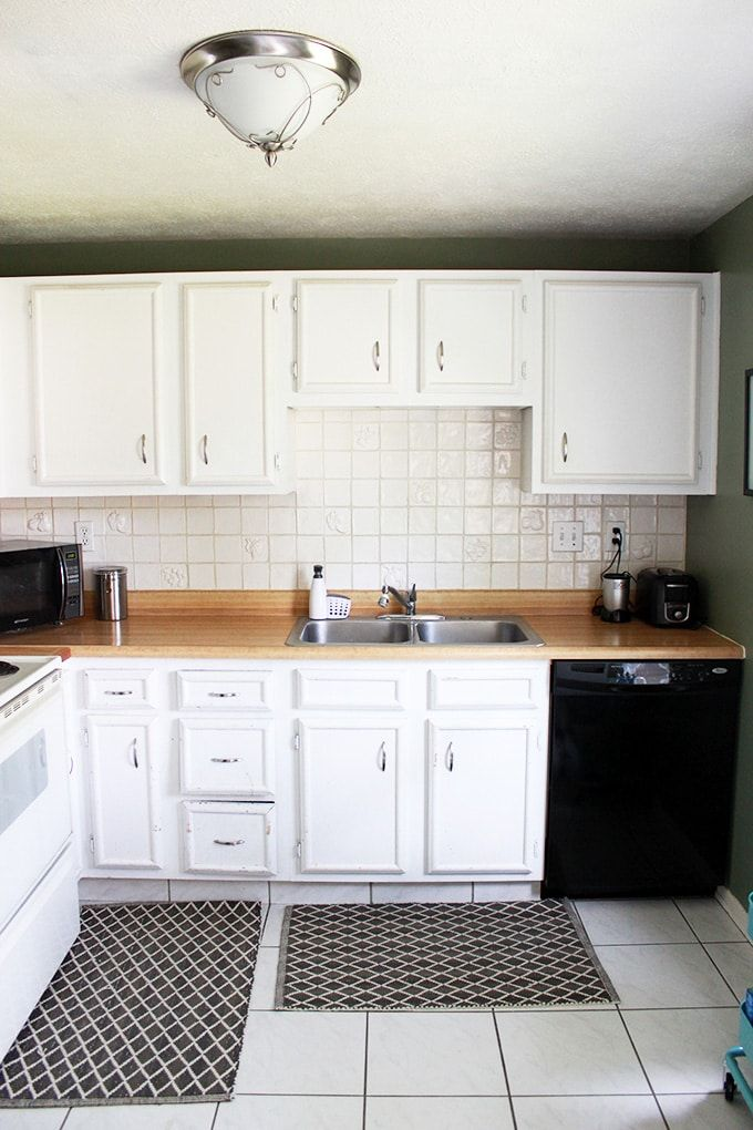 How to Add Crown Molding to Kitchen Cabinets | Kitchen ...