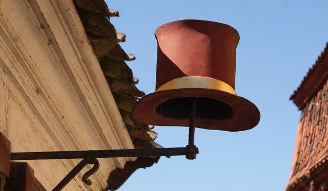 Hattemagerens værksted og butik