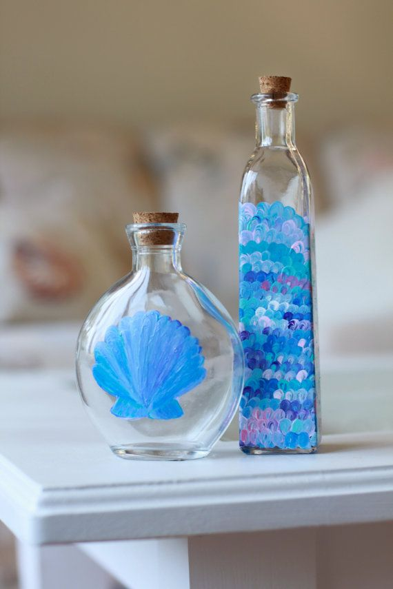 Decorative Shower Bottles Amazing These Ocean Inspired Decorative Bottles Are For Anyone Who Knows Inspiration