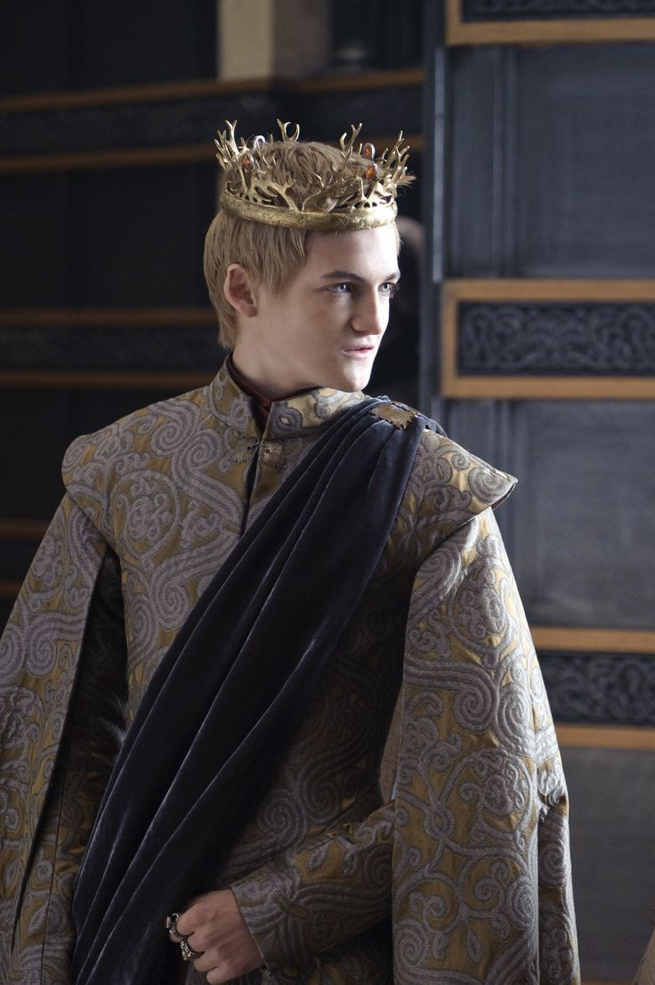 joffrey baratheon game of thrones. Black Bedroom Furniture Sets. Home Design Ideas