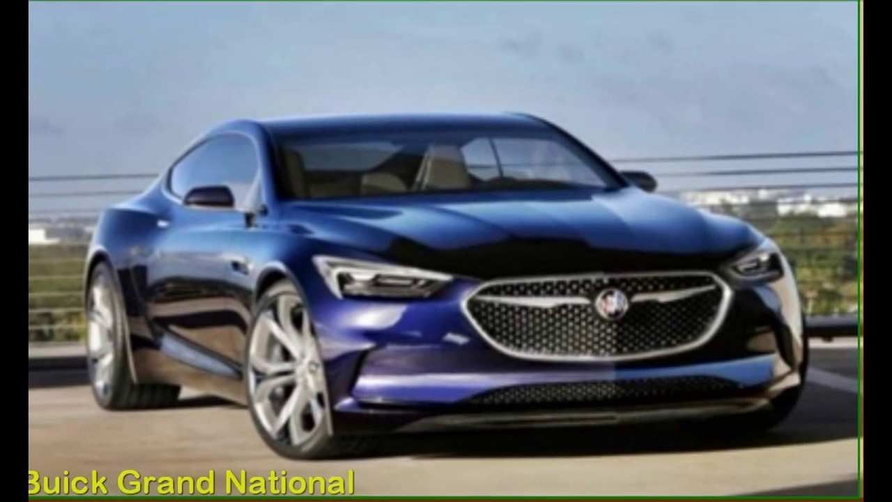 2020 Buick Grand National Gnx Pictures