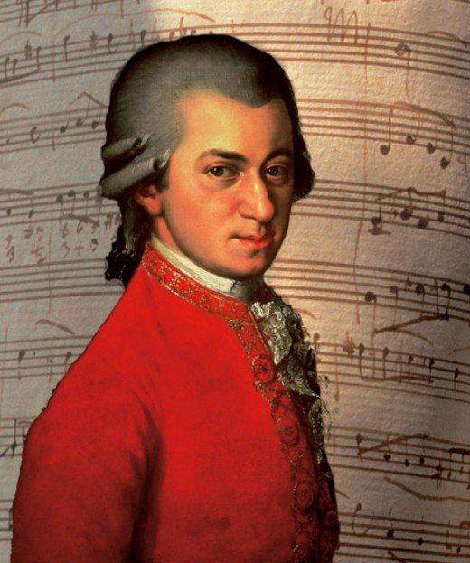 Mozart's Influence On Modern Music | Mozart, Classical music composers, Classical music