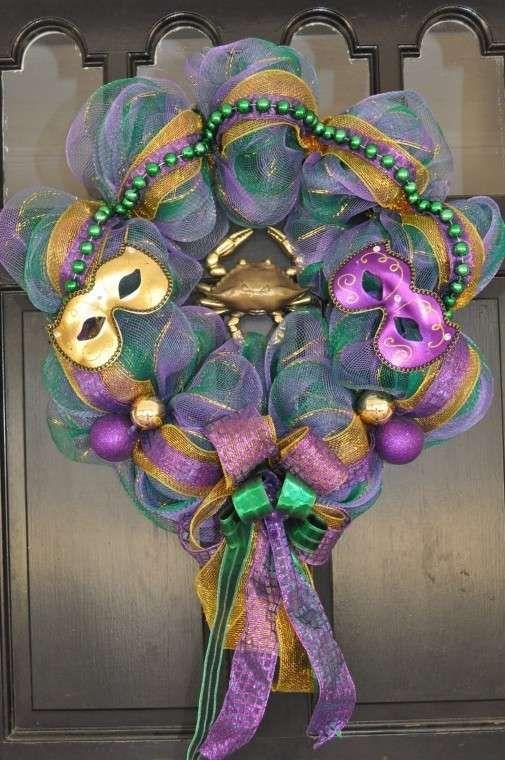 Decorazioni Carnevale Per La Casa.Decorare La Casa Per Carnevale Carnevale Addobbi Di Carnevale E