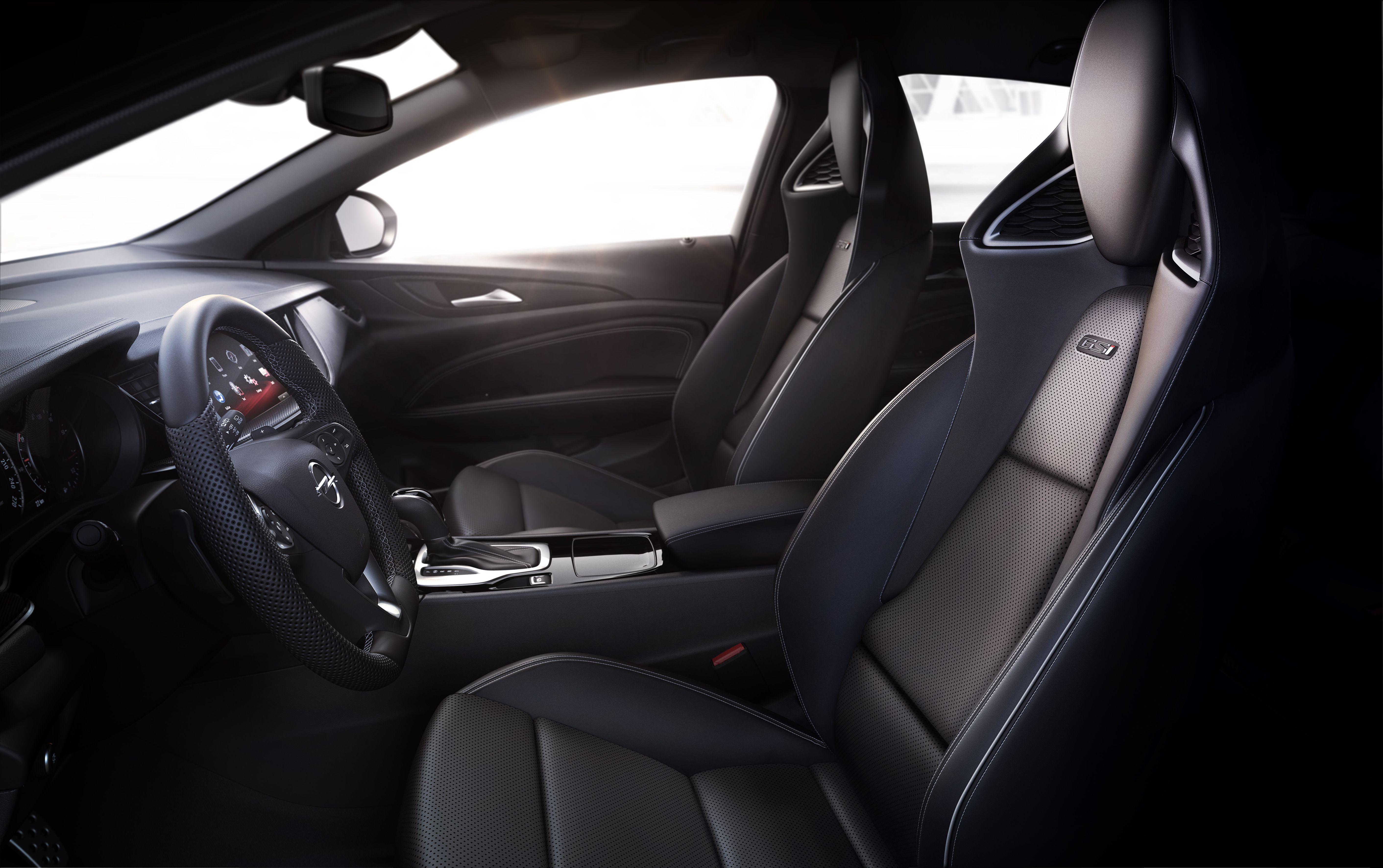 Opel Insignia GSi 2018 Interior | Opel Insignia GSi 2018 | Pinterest