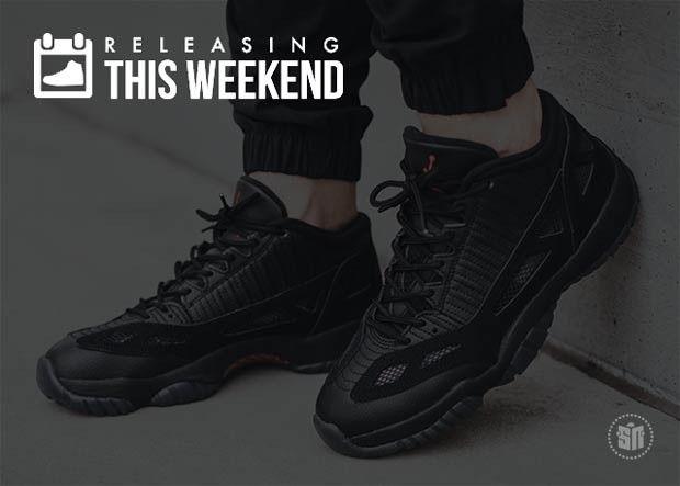 Sneakers Releasing This Weekend – September 26th, 2015