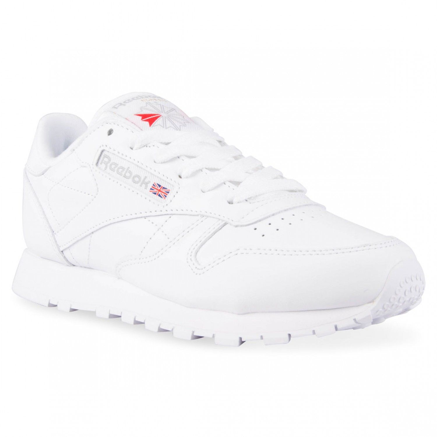 huge selection of 72542 aa6d5 Reebok CLASSIC LEATHER WOMENS