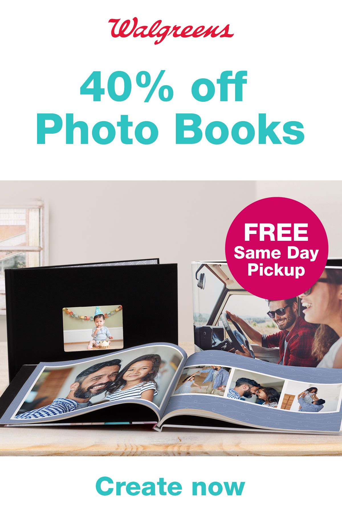 Get 40 off photo books with code photoforty thru 928