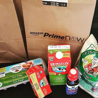 Amazon Prime Now Amazon prime now, Delivery groceries