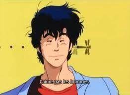 Ryo Saeba City Hunter Dessin Anime Nicky Larson