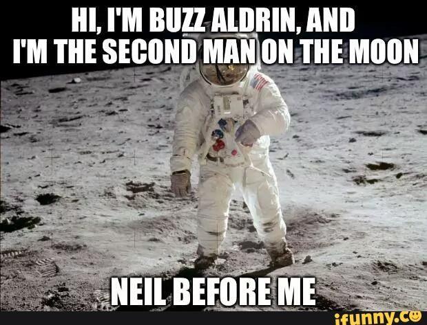 buzzaldrin, space, pun
