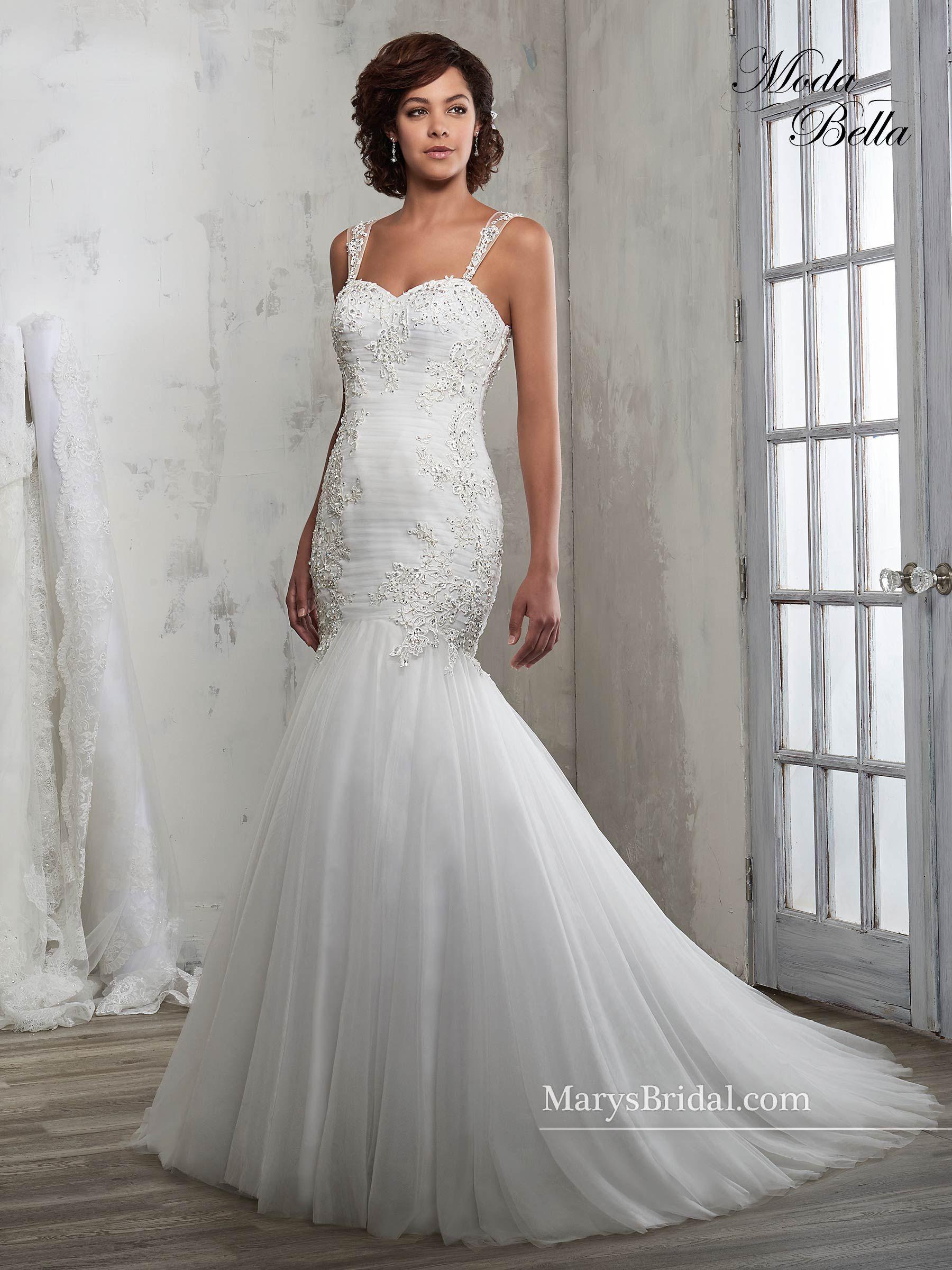 Moda Bella Bridal Dresses Style 3y702