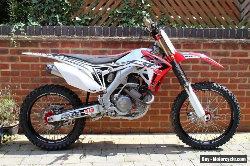 Honda Crf250r World Edition 2015 Honda Crf Forsale Unitedkingdom Honda Used Motorcycles Buy Motorcycle