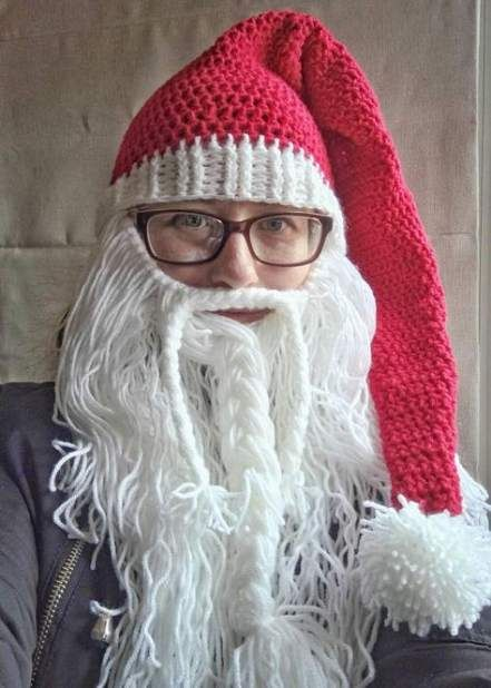 18 Super ideas crochet gifts for boyfriend beard hat #crochetedbeards
