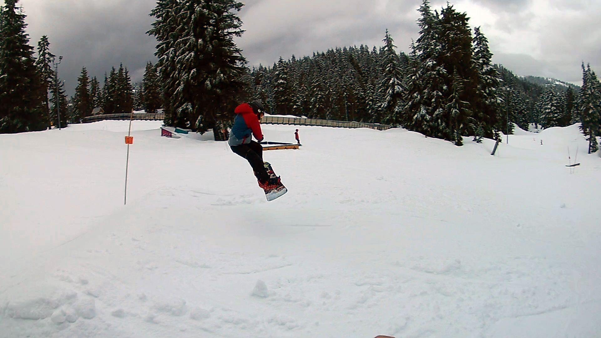 Snowboard 180