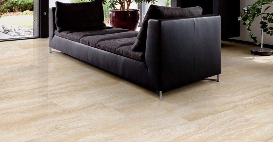 African Wood Dark With Easy Gripstrip Installation Vinyl Plank Allure Locking Tile