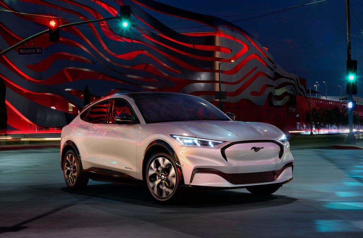 2021 Ford Mustang Mach E Specs And Pricing Ford Mustang Mustang