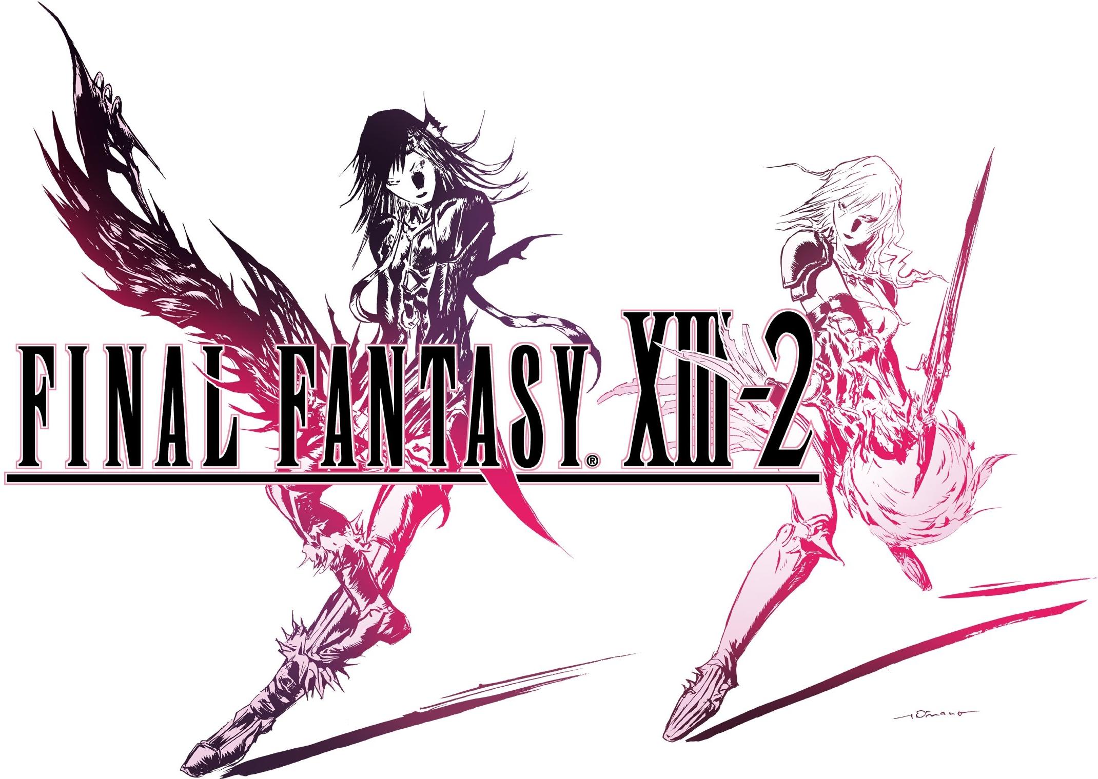 Final Fantasy Xiii 2 Final Fantasy Final Fantasy Xii Final Fantasy Xi