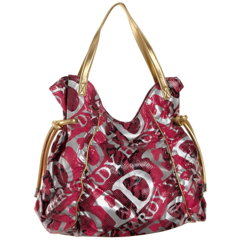 ed hardy Handbags | Home > Brands > Ed Hardy > Handbags > Ed Hardy Emblem Emma Bag - Pink