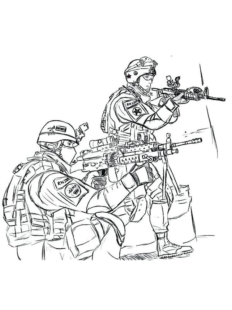Toy Soldier Coloring Pages Pdf The Following Is Our Collection Of Tough Soldiers Coloring Page You Are Free To Down In 2020 Soldier Images Coloring Pages Army Colors