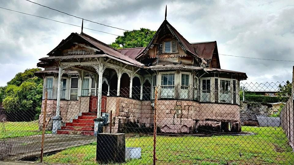 Old plantation house in trinidad ideas for the house for Trinidad houses