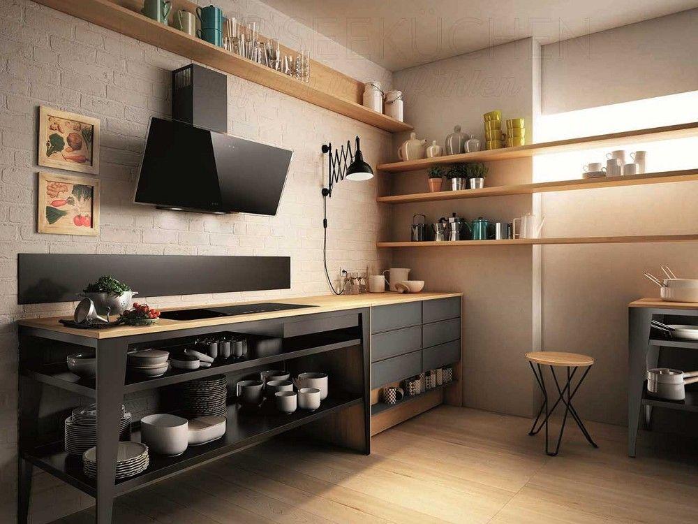 stilsicher und elegant passt sich die dunstabzugshaube elica shire mit schwarzer front aus glas. Black Bedroom Furniture Sets. Home Design Ideas