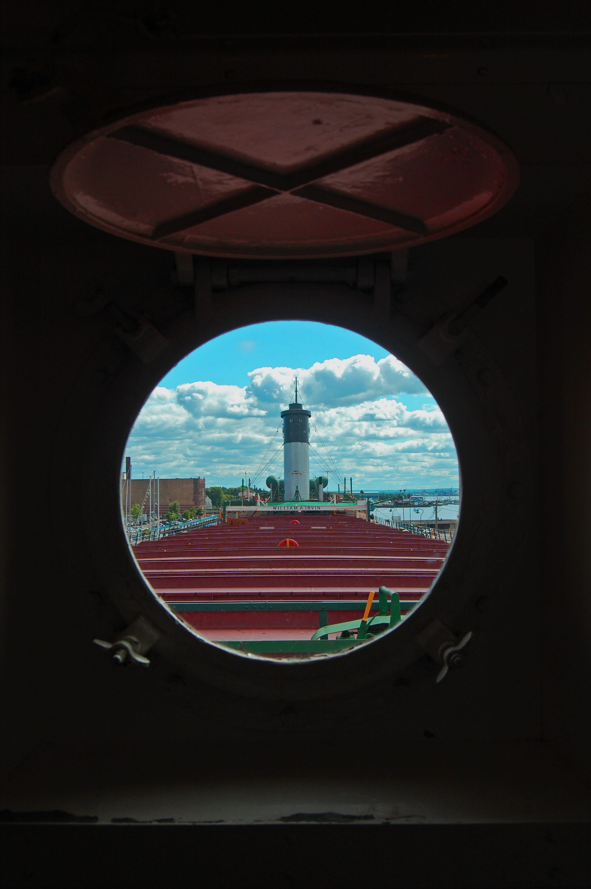 Through the Porthole Irvin in Duluth, MN