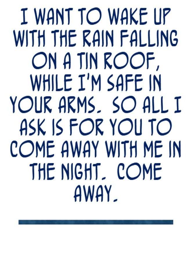 Lyric come away with me lyrics : Norah Jones - Come Away With Me - song lyrics, song quotes, songs ...
