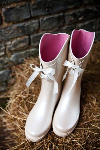 Another Pair Of Weddington Boots With Pink Lining