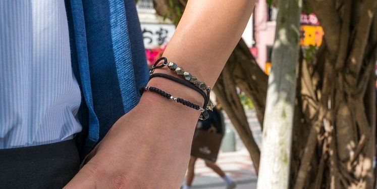 Натуральные браслеты Kisai Link служат отличной системой получения смарт извещений