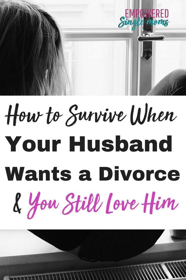 Husband wants divorce but i don t
