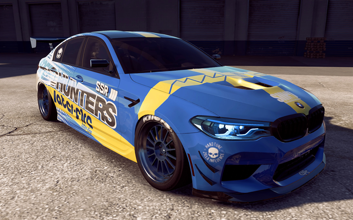 Bmw M3 In Nfs Payback