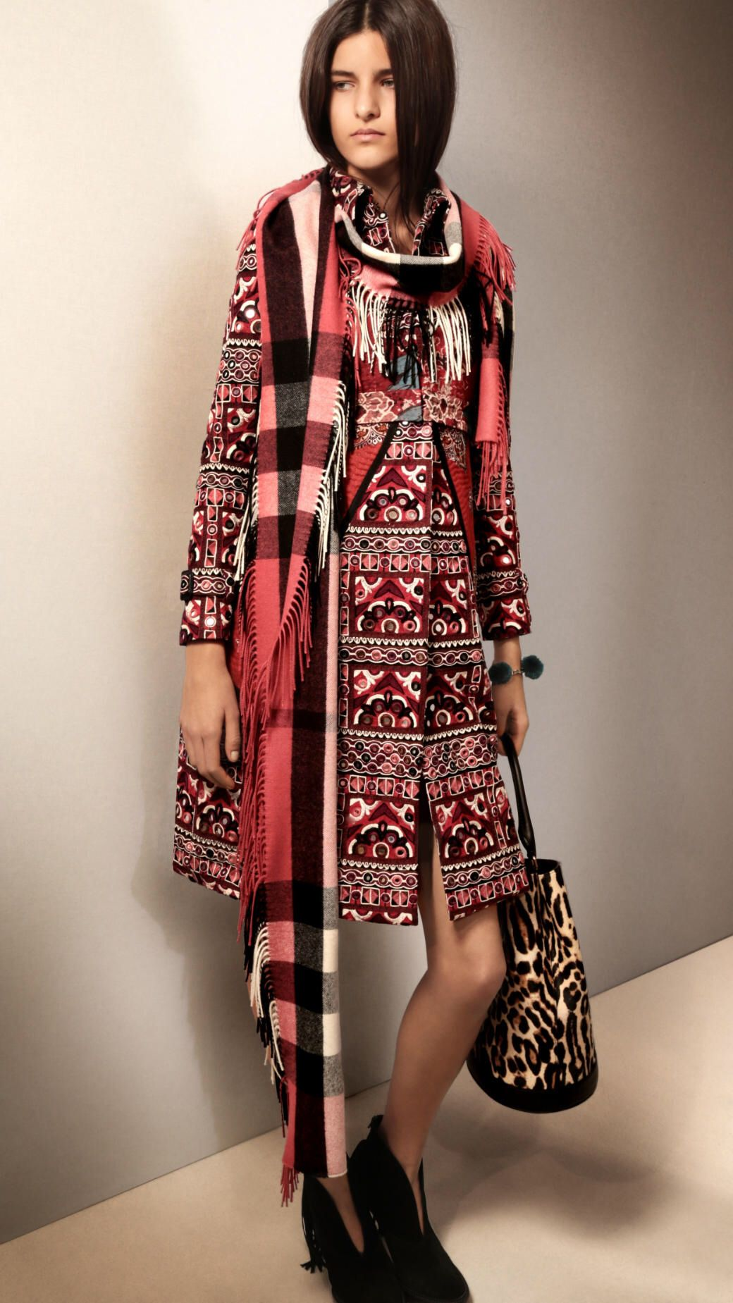 Buy How to long wear scarf with fringe pictures trends