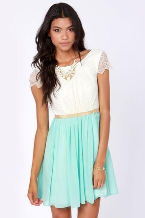 Cute White Dresses for Juniors