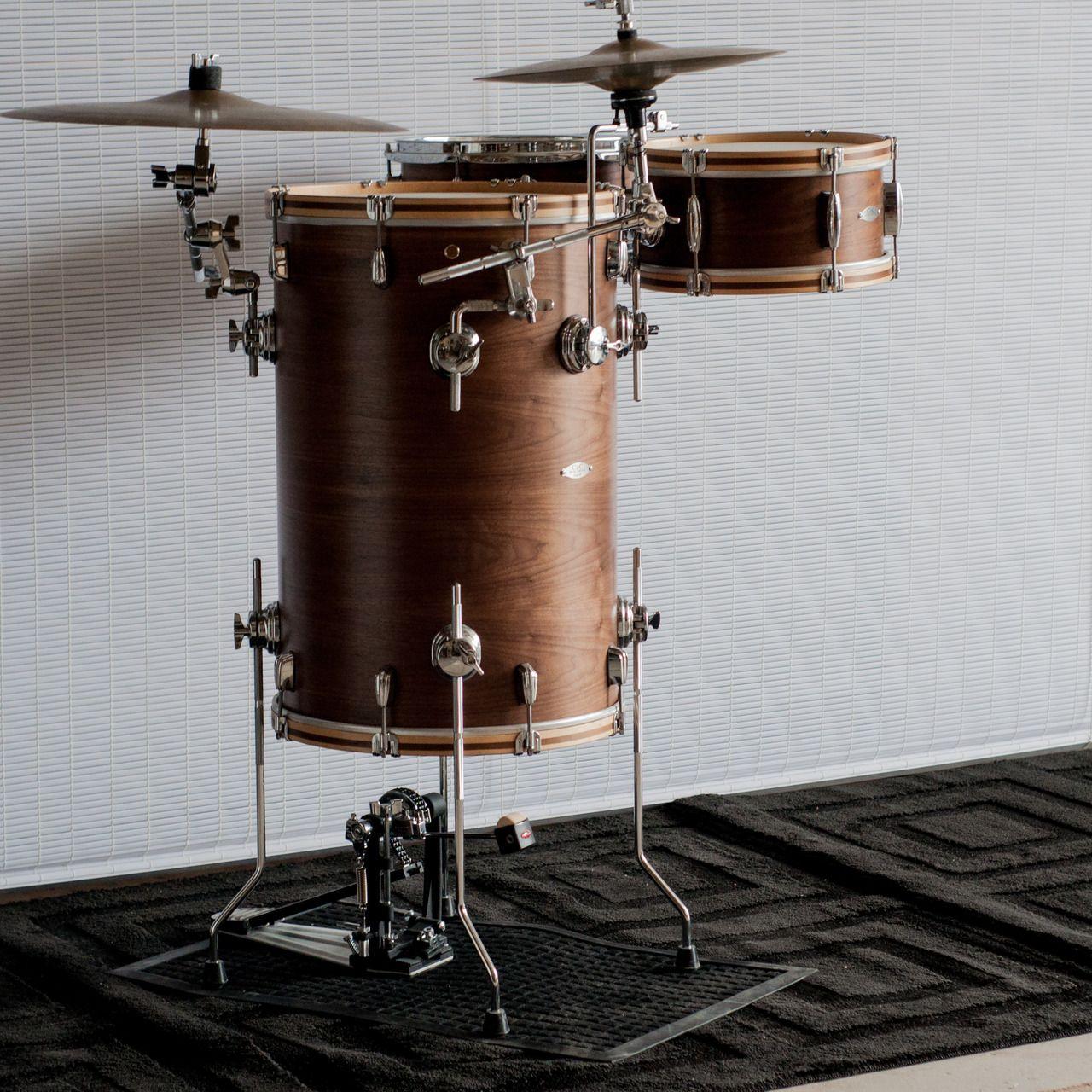 I Love This Walnut Poplar Walnut Kit From C Amp C Drums