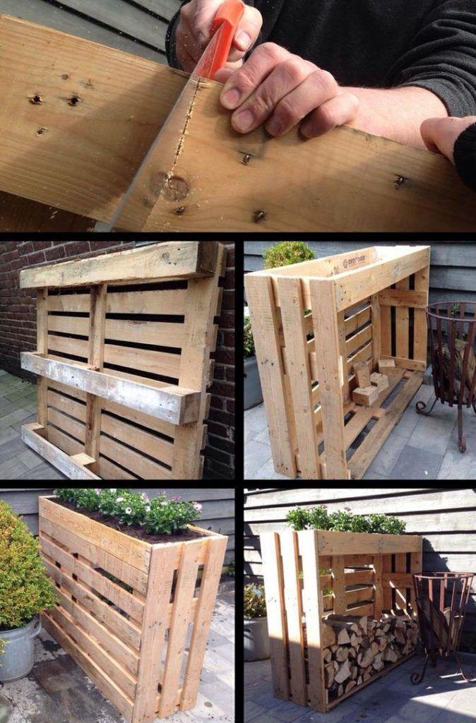 10 abris de jardin pour stocker votre bois ou vos outils de jardinage