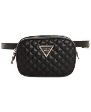 1d80cc20c7e2 GUESS VARSITY POP MINI BELT BAG.  guess  bags  belt bags