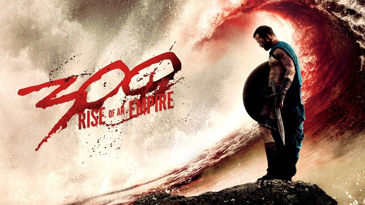 """COUNTDOWN TO MARCH 2014... """"300: Rise of an Empire"""" -- Official Trailer"""