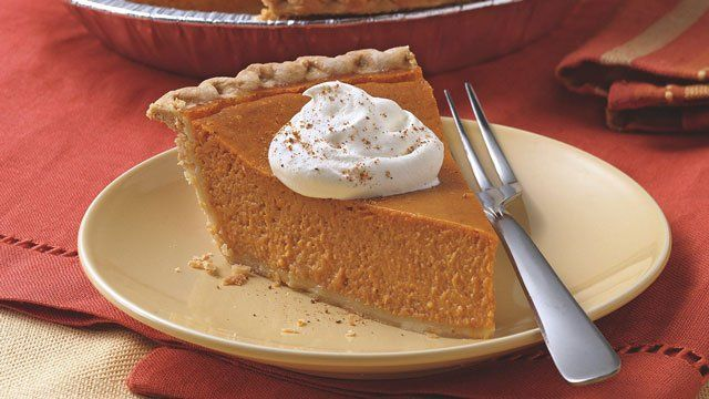 Easiest-Ever Pumpkin Pie #pumpkinpie