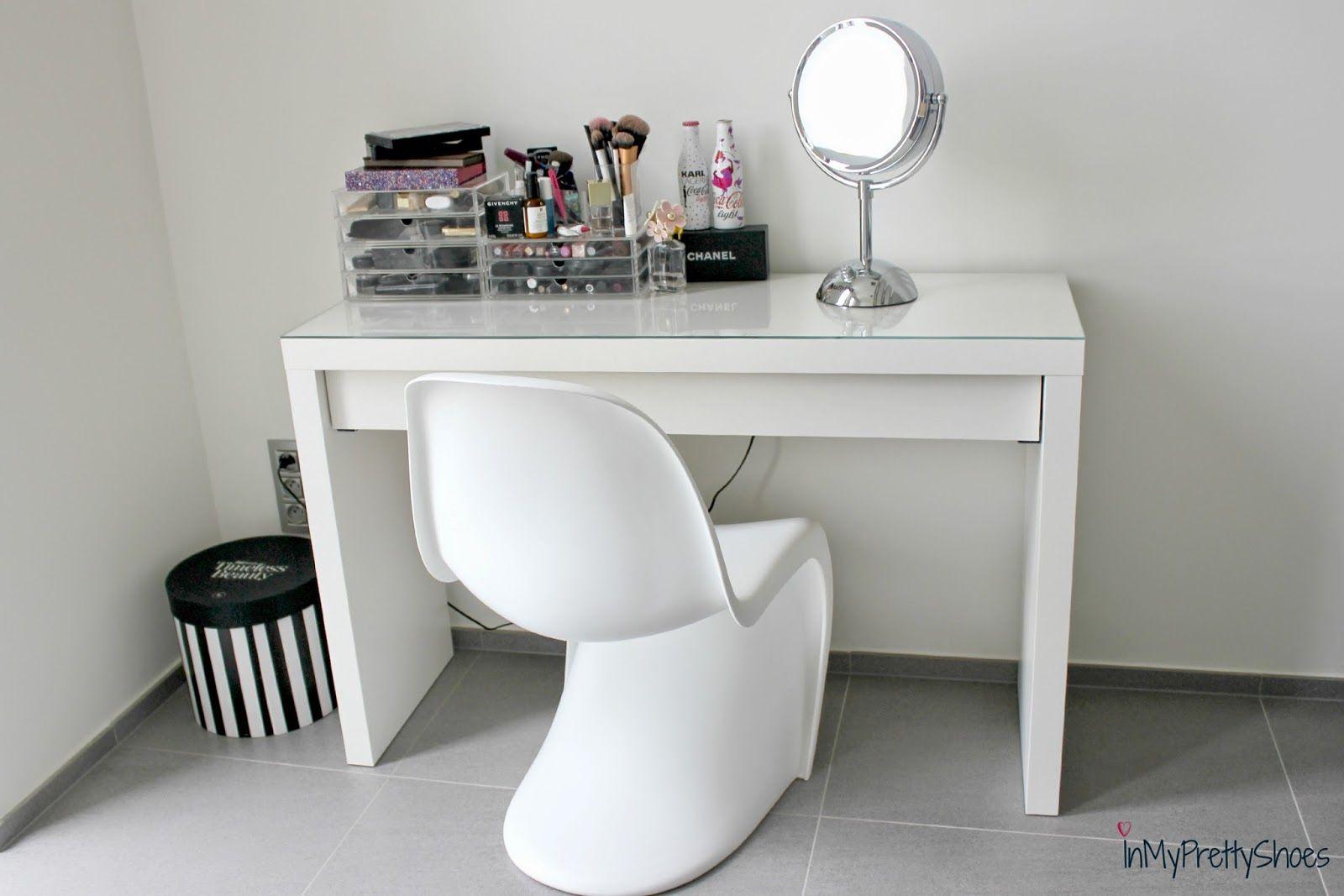 Make Up Tafel : Afbeeldingsresultaat voor make up tafel ikea hack slaapkamer