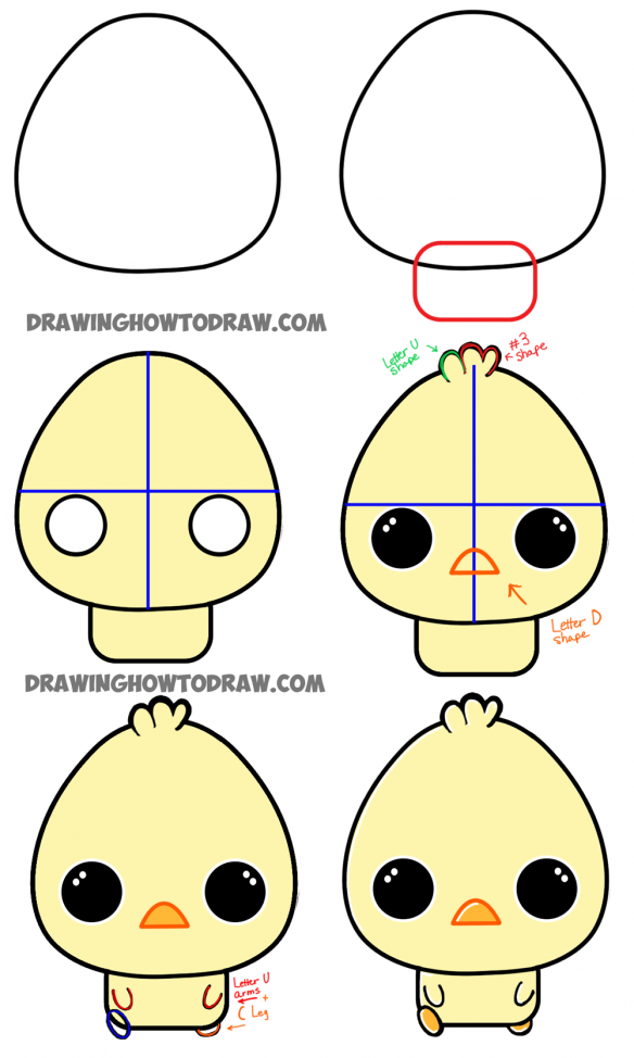 Pin On How To Draw Cartoons