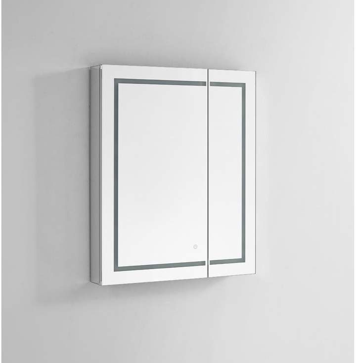 Donnie 36 X 30 Recessed Or Surface Mount Frameless Medicine