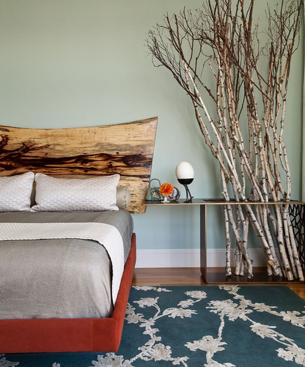 How to use branches creatively – 30 DIY projects for your home ...
