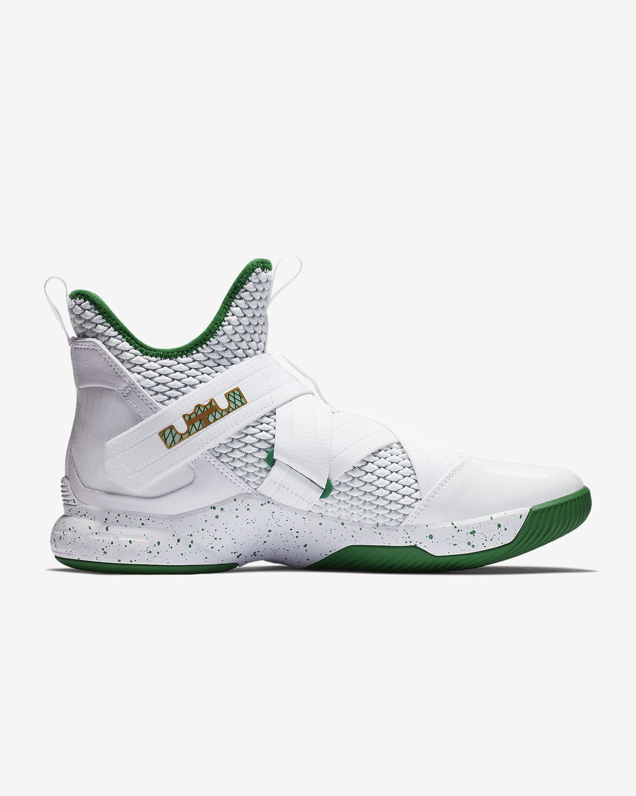 c46a95e2559a Nike Lebron Soldier Xii Svsm Basketball Shoe - M 12   W 13.5 ...