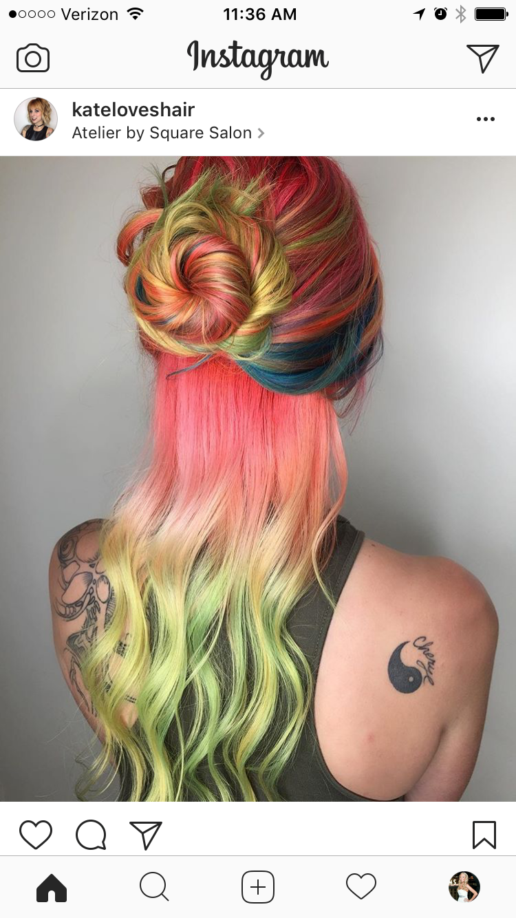 Pin by Katie Peede on Hair (With images) Hair colorist