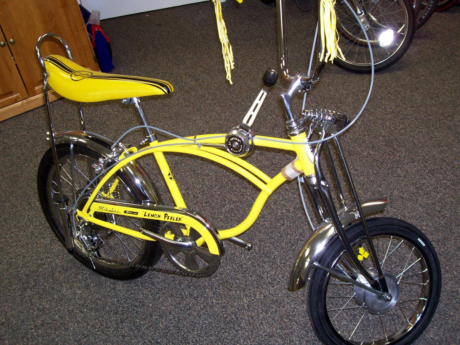 1dc8a1f673b schwinn lemon peeler | the raleigh chopper blog steve | Old & New ...